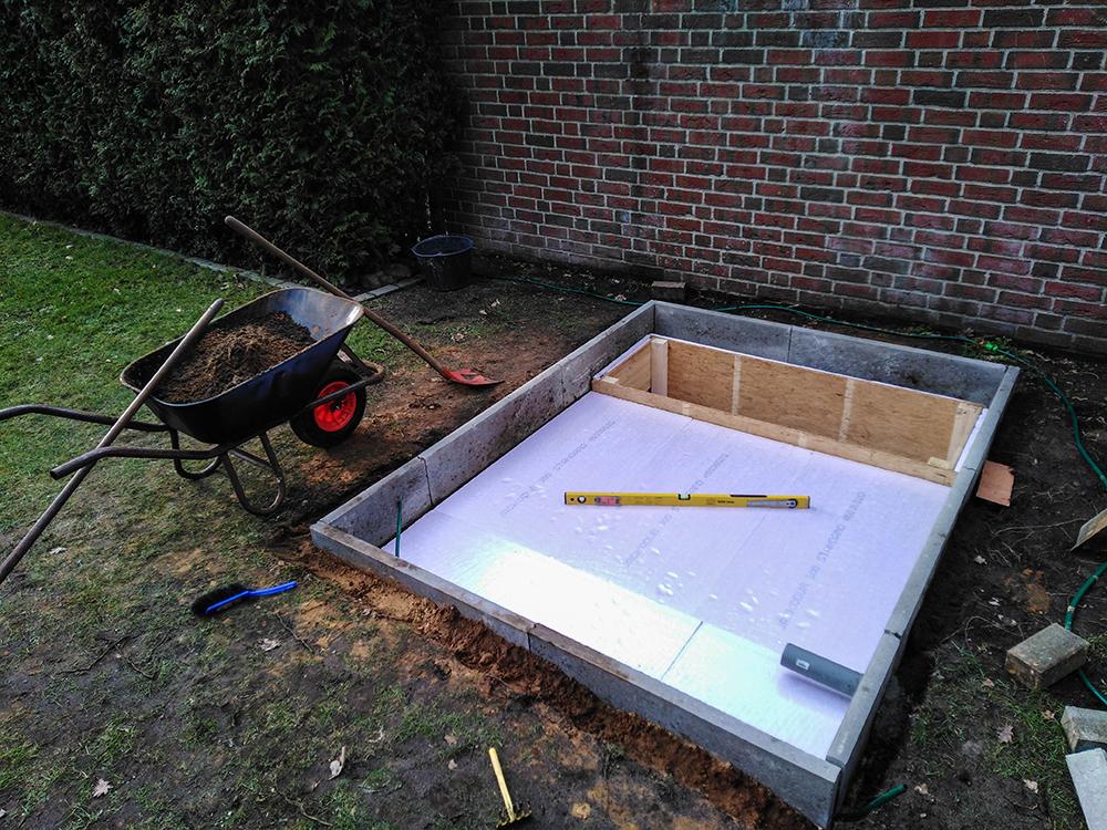 Aquaponic Eigenbau DIY - 07