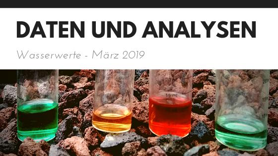 Thumbnail - Wasserdaten März 2019